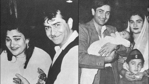 In pictures: Krishna Raj Kapoor and the RK clan of Bollywood