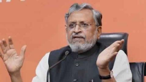 Economic slowdown is  normal in 'saawan bhado', says Deputy CM of Bihar, Sushil Kumar Modi