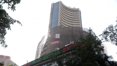 Sensex opens lower on Friday after plummeting 800 points on Thursday