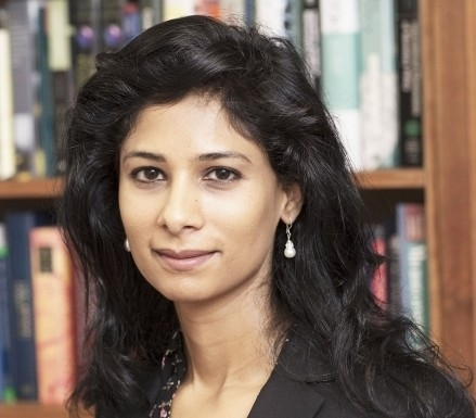 Gita Gopinath appointed chief economist of International Monetary Fund