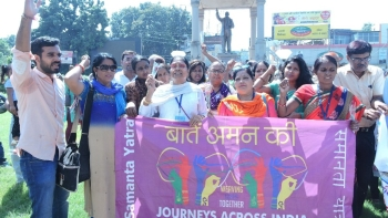 Women's journeys across India
