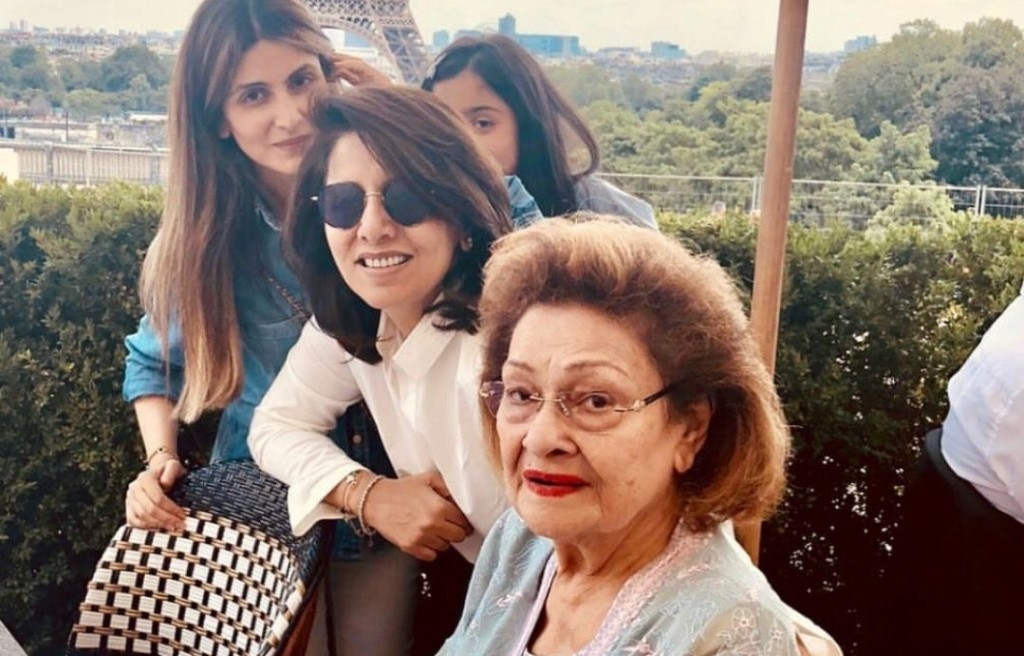 Krishna Raj Kapoor passes away at 87 after suffering cardiac arrest; family releases statement
