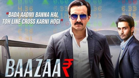 Baazaar review: Unusual topic, mediocre film, some brilliant acting