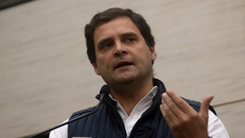 Rahul Gandhi: Modi's cronyism in Rafale deal is putting IAF pilots at risk