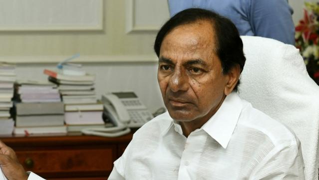 Telangana caretaker Chief Minister K Chandrashekhar Rao