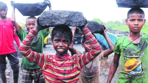 The curse of coal in Jharia