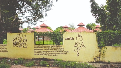 Gandhi ji's minimalist Sevagram to give way to a ₹266 crore project