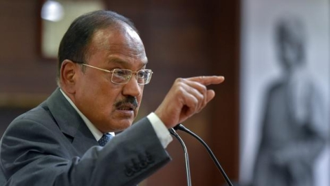 Sardar Patel Memorial lecture: NSA Ajit Doval reflects BJP's fear of Opposition unity