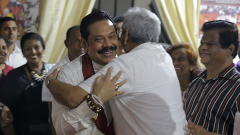 Sri Lanka coup: Rajapaksa sworn in; concerns rise as pro-India Wickremesinghe sacked
