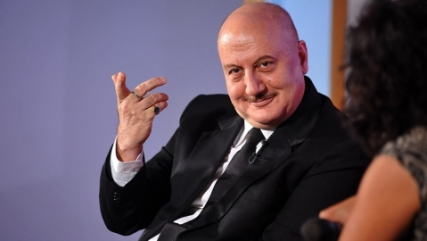 After apology to Manmohan Singh, Anupam Kher resigns as FTII chief