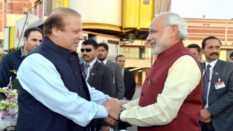 Modi's Lahore trip irked Afghanistan