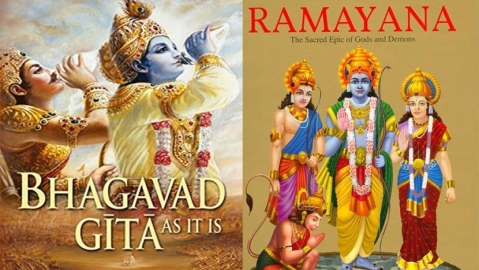 Jammu & Kashmir: Govt withdraws order on Urdu Gita, Ramayana books amid criticism