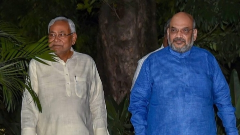 After RLSP chief Kushwaha's meeting with RJD's Tejashwi, Amit Shah calls him