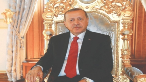 President Erdogan: The sultan of no scruples