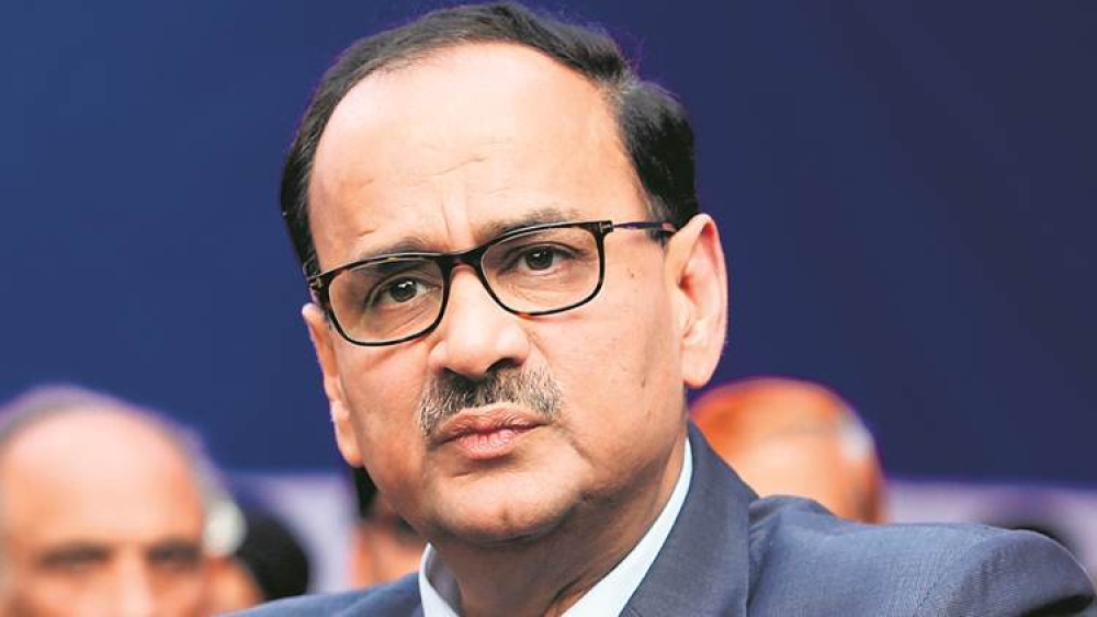 CBI chief Alok Verma
