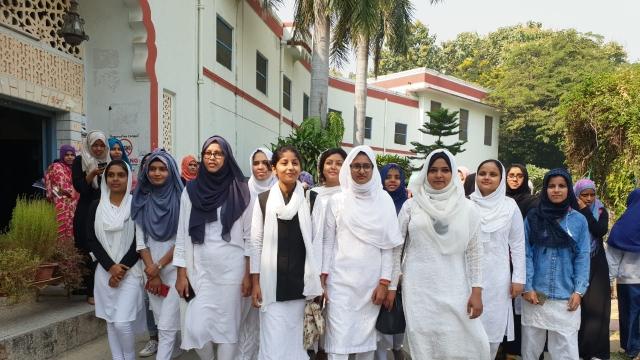Afreen Fatima Is A Symbol Of Modern Thinking Girls In Aligarh Muslim