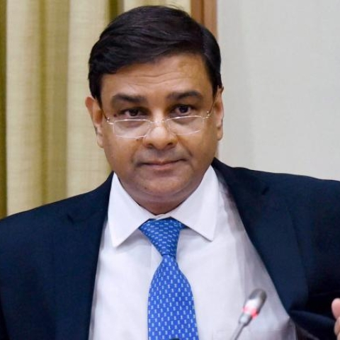 RBI Governor Urjit Patil resigns