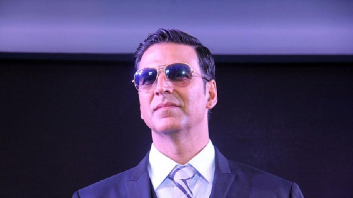 Akshay Kumar as only I know him