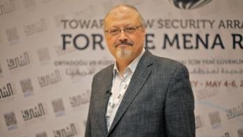 Saudi journalist Jamal Khashoggi (file photo)