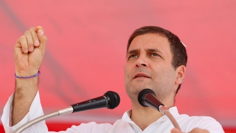 Rahul Gandhi: Modi govt waived loans worth ₹3.5 lakh cr of select industrialists