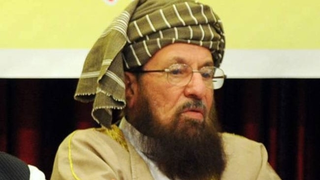 Maulana Sami-ul-Haq is also known as the father of terror group Taliban