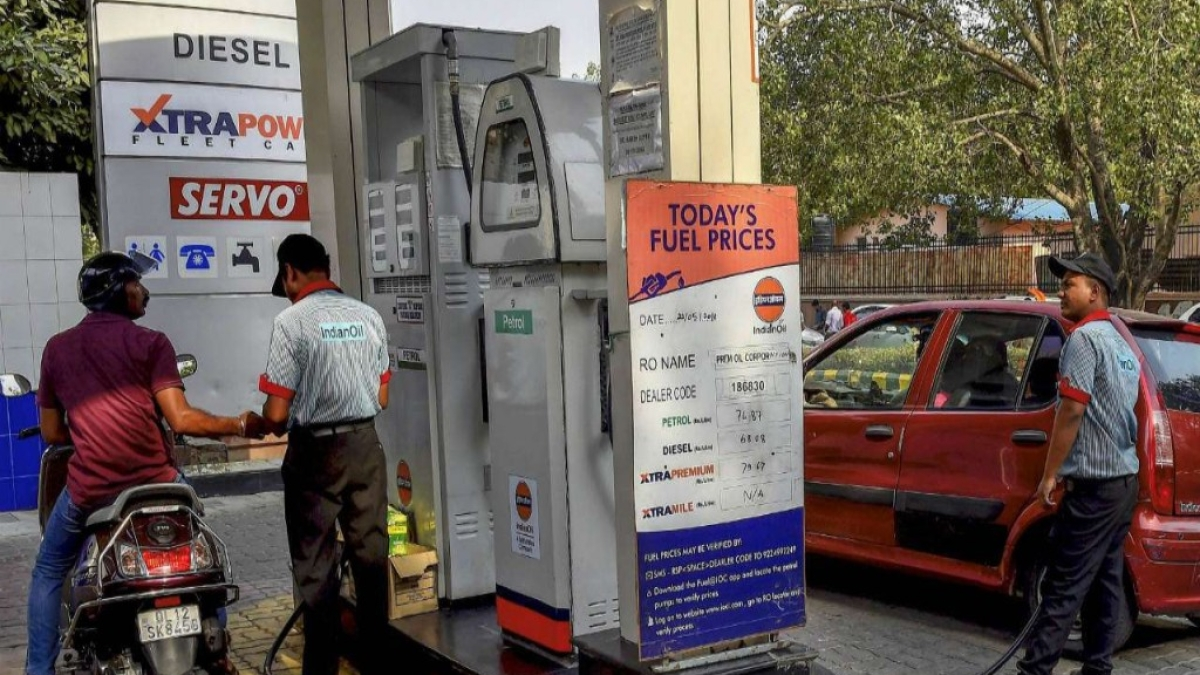 Sunday snakes & ladders with petrol and diesel prices