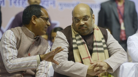 Madhya Pradesh: Sparring BJP leaders are working on ground to defeat CM Chouhan's supporters