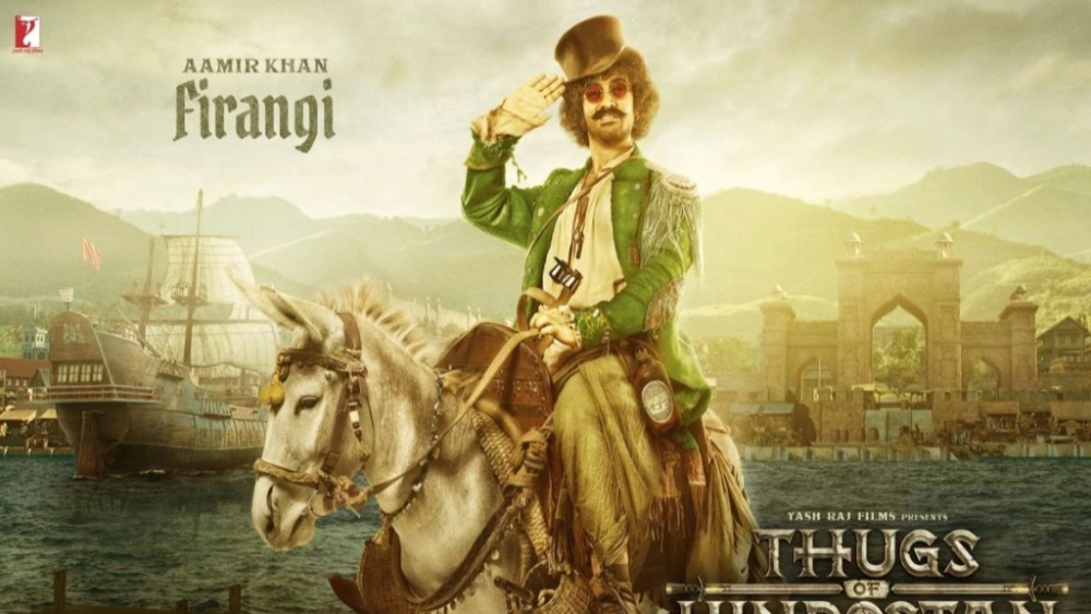 Thugs Of Hindostan film poster