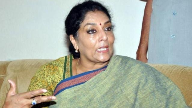 Congress leader Renuka Chaudhary