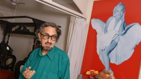 Legendary ad guru and theatre personality Alyque Padamsee passes away at the age of 90