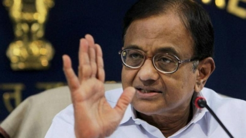 Dissent in EC shows fear of Modi-Shah finally weakening: Chidambaram