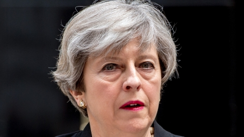 UK Parliament rejects May's Brexit deal again