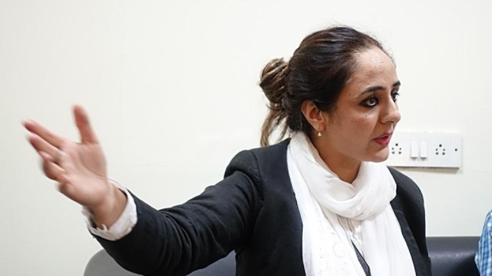 Kathua rape victim's lawyer Deepika Singh Rajawat (file photo)