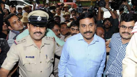 Former BJP-minister and mining baron Janardhan Reddy arrested in bribery-case