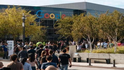 After global walkout, Google apologises for past handling of harassment, promises change