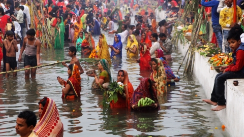 When Muslim youths rescued Chhath devotees after major tragedy in Bihar
