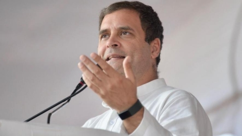 Rahul Gandhi: Modi has created cobweb just like Mogambo to 'loot' armed forces