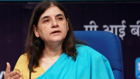 Notice issued to Maneka Gandhi for communal remarks