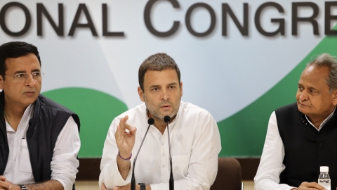 Rahul Gandhi: Dassault  paid ₹284 crore to Anil Ambani's Reliance Defence as kickback