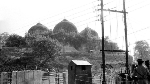 Ayodhya case: SC declines early hearing  in Ram Janmabhoomi-Babri Masjid title dispute case
