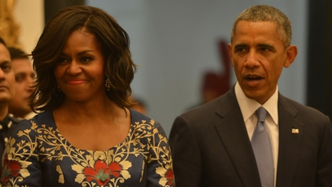 Michelle Obama: Trump's racist comment on Barack Obama's birthplace