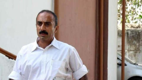A dark Diwali for former IPS officer Sanjiv Bhatt