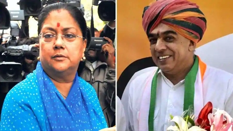 Manvendra vs Raje: A story of revenge unfolds in Rajasthan