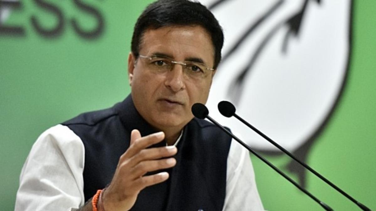 Congress slams Modi over Trump's Kashmir mediation claims