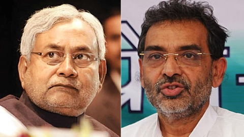 Ambitious Kushwaha tries Nitish 'trick', scores self-goal ahead of 2019 LS elections