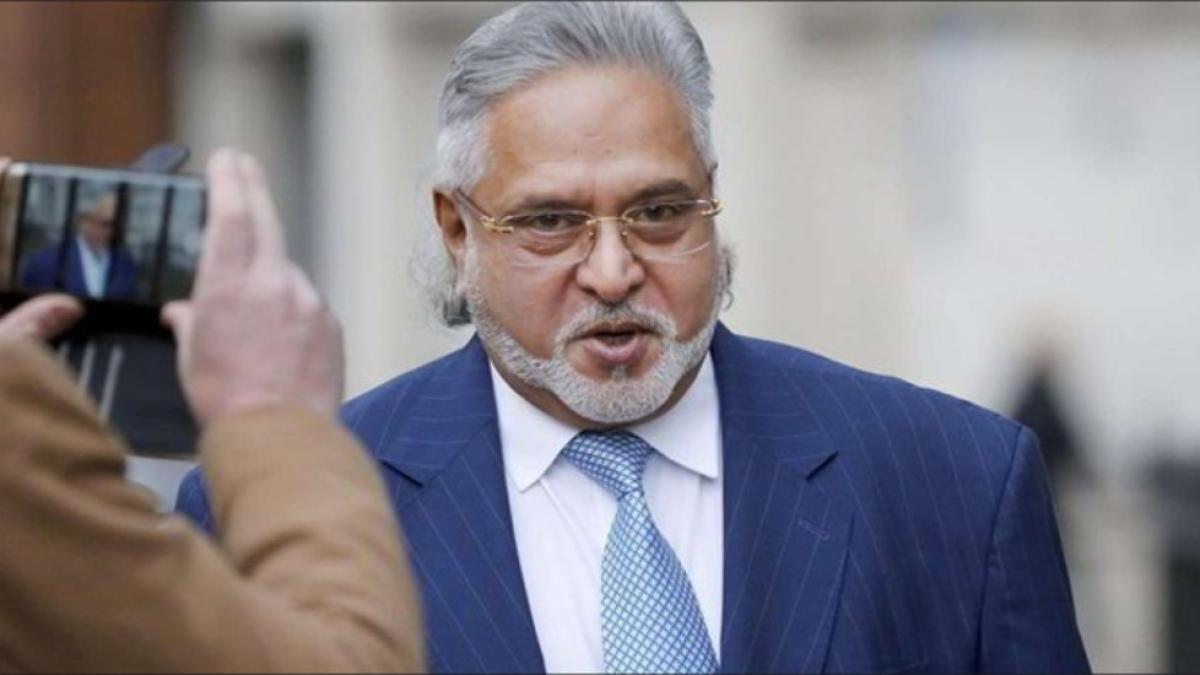 Fugitive liquor baron Vijay Mallya