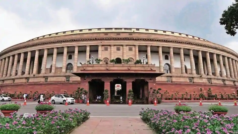 Lok Sabha adjourned for the day amid  protests on Rafale deal, Ram temple