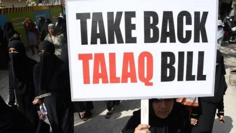 Did the Modi government resort to doublespeak to pass Triple Talaq Bill?