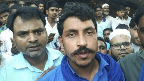 Bhim Army founder Chandrashekhar 'Azad': 'Modi govt is on its way out'