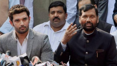 Bihar: Paswan's son warns BJP over seat sharing; says failure to conclude talks will be damaging